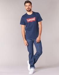衣服 男士 直筒牛仔裤 Levi's 李维斯 501? Levi's?ORIGINAL FIT 水洗色 / 80684