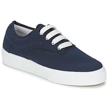 鞋子 女士 球鞋基本款 Yurban PLUO 海蓝色