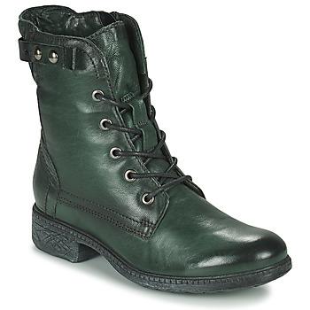 鞋子 女士 短筒靴 Dream in Green NELATINE 绿色