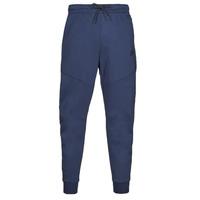 衣服 男士 厚裤子 Nike 耐克 NIKE SPORTSWEAR TECH FLEECE 海蓝色 / 黑色