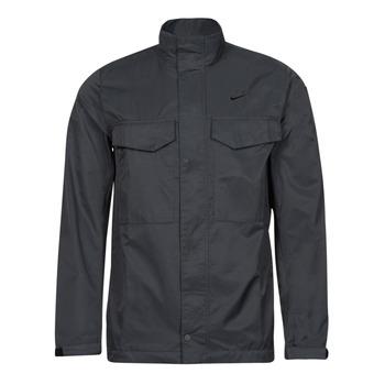 衣服 男士 夹克 Nike 耐克 M NSW SPE WVN UL M65 JKT 黑色
