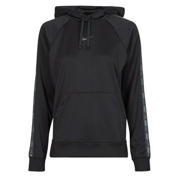 衣服 女士 卫衣 Nike 耐克 W NSW PK TAPE PO HOODIE 黑色