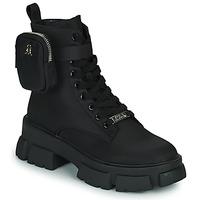 鞋子 女士 短筒靴 Steve Madden 史蒂夫·马登 TANKER-P 黑色