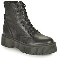 鞋子 女士 短筒靴 Steve Madden 史蒂夫·马登 SKYHY 黑色