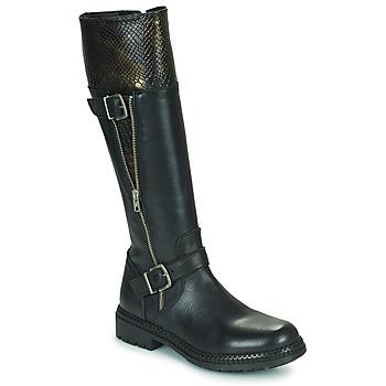 鞋子 女士 都市靴 Regard CACHY 黑色