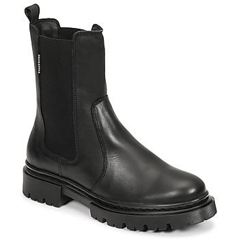 鞋子 女士 短筒靴 Bullboxer 610507E6L_BLCK 黑色