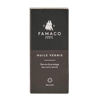 配件 护理产品 Famaco FLACON HUILE VERNIS 100 ML FAMACO NOIR 黑色