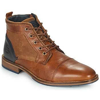 鞋子 男士 短筒靴 Bullboxer BENN 棕色