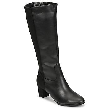 鞋子 女士 都市靴 Spot on F50366 黑色