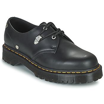 鞋子 女士 德比 Dr Martens 1461 BEX STUD 黑色
