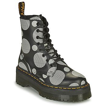 鞋子 女士 短筒靴 Dr Martens JADON 白色 / 灰色