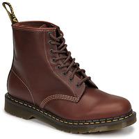 鞋子 男士 短筒靴 Dr Martens 1460 棕色