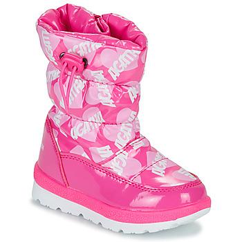 鞋子 女孩 雪地靴 Agatha Ruiz de la Prada 阿嘉莎·鲁兹·德 APRESKI 银灰色