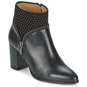 鞋子 女士 短靴 Fericelli ANTILLO 黑色