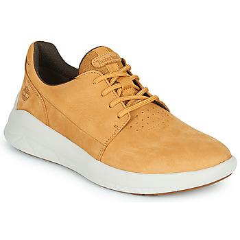 鞋子 男士 球鞋基本款 Timberland 添柏岚 BRADSTREET ULTRA LTHR OX 米色