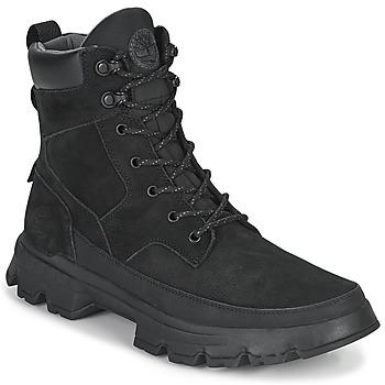 鞋子 男士 短筒靴 Timberland 添柏岚 TBL ORIG ULTRA WP BOOT 黑色