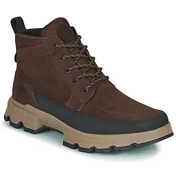 鞋子 男士 短筒靴 Timberland 添柏岚 TBL ORIG ULTRA WP CHUKKA 棕色