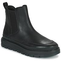 鞋子 女士 短筒靴 Timberland 添柏岚 RAY CITY CHELSEA 黑色