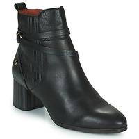鞋子 女士 短靴 Pikolinos 派高雁 CALAFAT 黑色