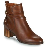 鞋子 女士 短靴 Pikolinos 派高雁 CALAFAT 棕色