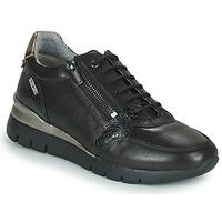 鞋子 女士 球鞋基本款 Pikolinos 派高雁 CANTABRIA 黑色