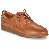 鞋子 女士 德比 Pikolinos 派高雁 MALLORCA 棕色