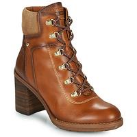 鞋子 女士 短靴 Pikolinos 派高雁 POMPEYA 棕色