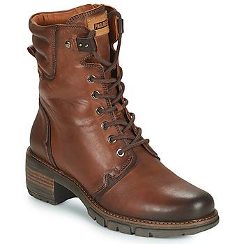 鞋子 女士 短靴 Pikolinos 派高雁 SAN SEBASTIA 棕色