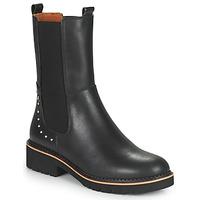 鞋子 女士 短筒靴 Pikolinos 派高雁 VICAR 黑色
