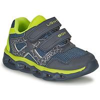 鞋子 男孩 球鞋基本款 Chicco CHIRO 海蓝色 / 黄色