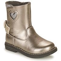 鞋子 女孩 都市靴 Chicco CALLINA 银灰色