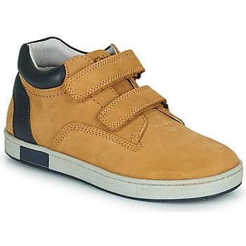 鞋子 男孩 高帮鞋 Chicco CODY 棕色 / 海蓝色