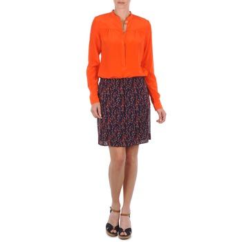 衣服 女士 半身裙 Marc O'Polo AURELIA 海蓝色 / 红色