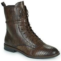 鞋子 女士 短筒靴 Tamaris PEPIN 棕色