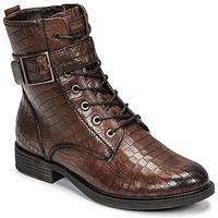 鞋子 女士 短筒靴 Tamaris HEARDE 棕色
