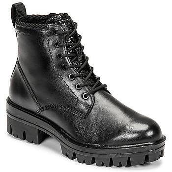 鞋子 女士 短筒靴 Tamaris HOULI 黑色