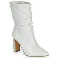 鞋子 女士 都市靴 Tamaris BRESSA 米色