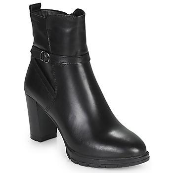 鞋子 女士 短靴 Tamaris TETAS 黑色