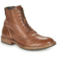 鞋子 男士 短筒靴 Moma MINSK 棕色