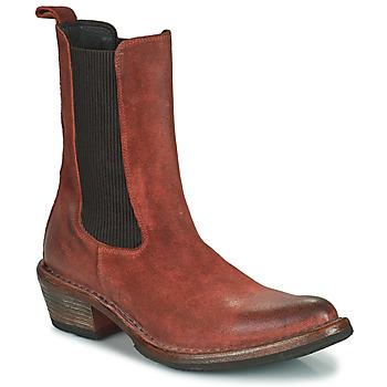 鞋子 女士 短靴 Moma DALLAS D 棕色