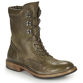 鞋子 女士 短筒靴 Moma MINSK 卡其色