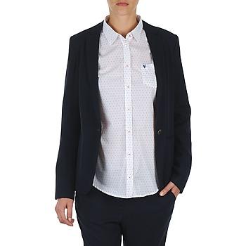 衣服 女士 外套/薄款西服 Marc O'Polo CLOTHILDE 海蓝色