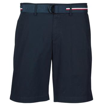 衣服 男士 短裤&百慕大短裤 Tommy Hilfiger BROOKLYN LIGHT TWILL 海蓝色