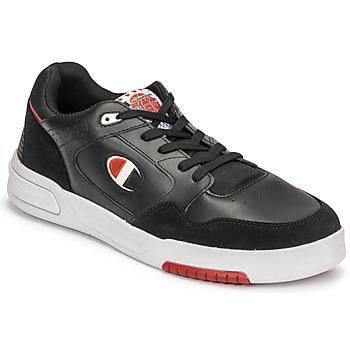 鞋子 男士 球鞋基本款 Champion LOW CUT SHOE CLASSIC Z80 LOW 黑色