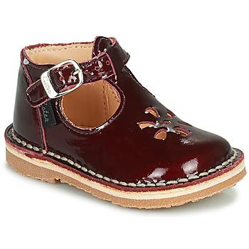 鞋子 女孩 凉鞋 Aster BIMBO 波尔多红