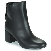 鞋子 女士 短靴 The Divine Factory LH2268 黑色