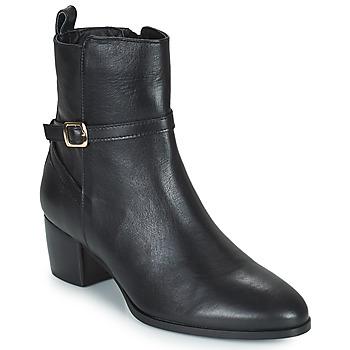 鞋子 女士 短筒靴 JB Martin AUDE 黑色