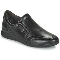 鞋子 女士 球鞋基本款 Jana ZERRA 黑色