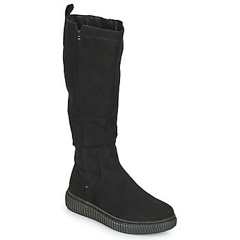 鞋子 女士 都市靴 Jana KAMIRA 黑色
