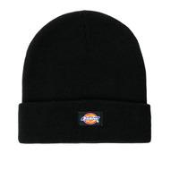 纺织配件 男士 毛线帽 Dickies 迪凯思 GIBSLAND BEANIE 黑色